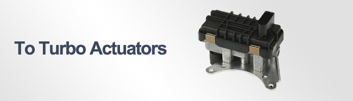 To Turbo Actuators